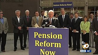 San Diego could move to invalidate pension reform