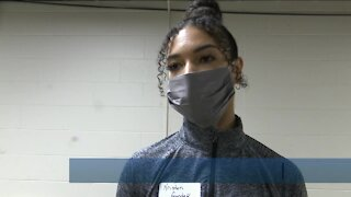 An Appleton pop-up clinic is aiming to get the Black community vaccinated