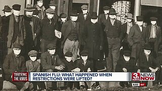What Happened After Lifting Spanish Flu Restrictions
