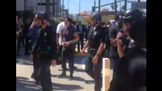Police Investigate Reports of Gunman at Century City Mall - Video