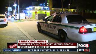 Missing woman located in Fort Myers Beach