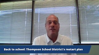 Thompson School District starts classes remotely today