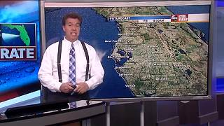 Florida's Most Accurate Forecast with Denis Phillips on Wednesday, March 7, 2018