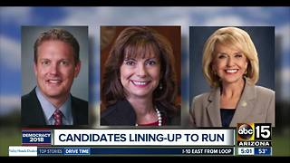 Candidates lining up in race to replace Rep. Trent Franks - Video