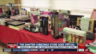 The Shafter Christmas Store gets affordable toys to local families during the pandemic