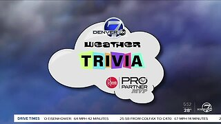Weather trivia: Largest one day temperature change in recent history