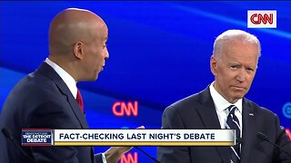 Round 2: Fact-checking last night's debate