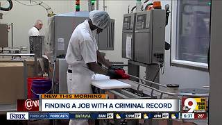 Center for Employment Opportunities gives people a second chance after convictions - Video