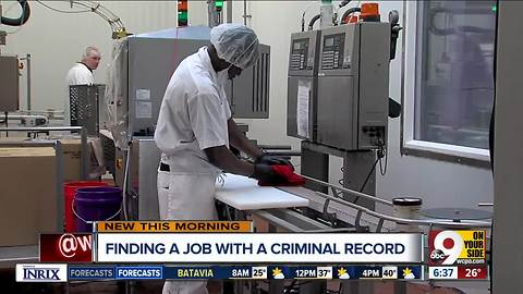 Center for Employment Opportunities gives people a second chance after convictions
