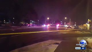 Denver police looking for suspect in deadly hit-and-run crash - Video