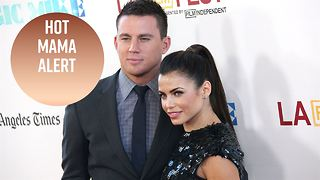 Jenna Dewan Tatum is the latest victim of mom-shaming - Video