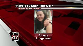 Have you see her? Teen missing in Lansing - Video
