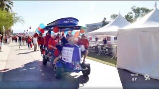 'Party Bike' company asks customers how to safely offer services during pandemic