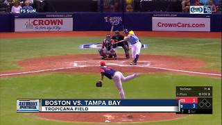 Kevin Kiermaier, Tommy Pham help Tampa Bay Rays beat Boston Red Sox 5-1 for 7th straight victory - Video