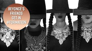 Michelle Obama dresses up as Beyonce for Beyday - Video