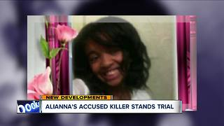 Opening arguments heard in trial for man accused of raping, murdering 14-year-old Alianna DeFreeze - Video