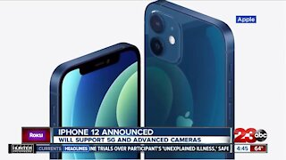 iPhone 12 announced