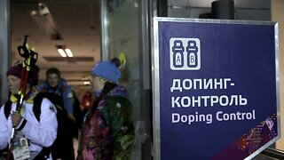Anti-Doping Panel Suggests Russia Be Banned From Sports For 4 Years