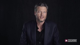 "Blake Shelton talks about ""Forever Country"" 