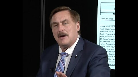 The Unwavering Christian Conviction of Mike Lindell - The Hagmann Report - 2/8/2021