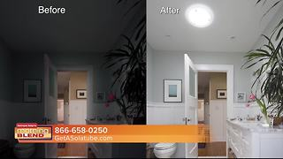 Solatube explains how to save electricity and increase natural light in your house - Video