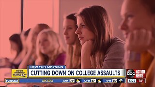 College sexual assaults more common at start of school year