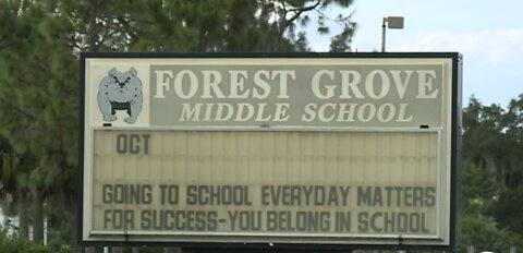 Student, 13, arrested for stabbing classmate with scissors at Forest Grove Middle School
