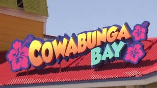 Cowabunga Bay offering teachers, students free entry - Video