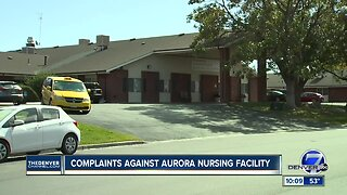 Former employee says Aurora nursing home is neglecting residents