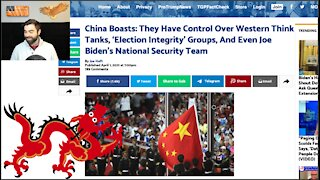Haughty Dragon | China Boasts About Control Over Western World