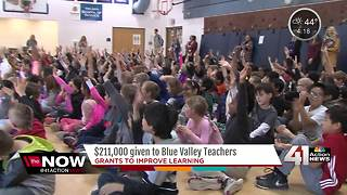Grants giving BVSD teachers new opportunites - Video