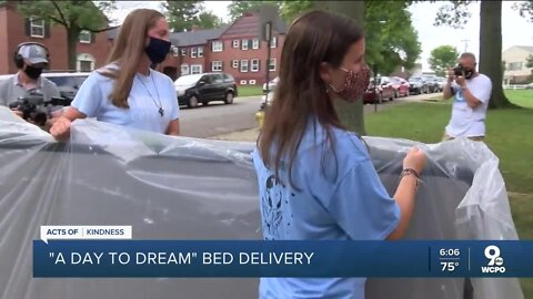 Despite pandemic, families still get their Day to Dream