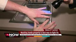 Proper way to wash your hands - Video