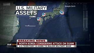 North Korea considering attack on U.S. territory - Video