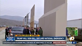 Trump will declare national emergency at border