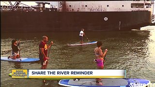 Cuyahoga River Clean up happening this Saturday