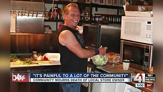 Community mourns death of local store owner
