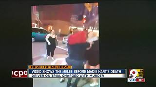 Video shows melee before Madie Hart's death - Video
