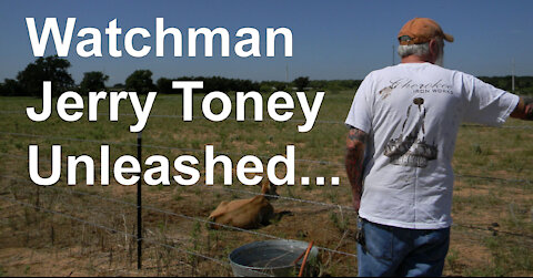 Watchman Jerry Toney unleashed #1...