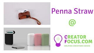 The Penna Straw for people who love the earth