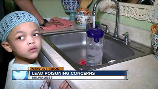 Local family says their 5-year-old son has lead poisoning