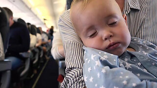 Airline reveals 'baby locator map'
