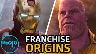 Marvel Cinematic Universe: Explained - Video