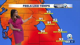 South Florida Wednesday afternoon forecast (5/30/18) - Video
