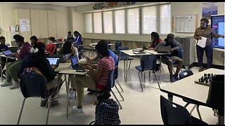Palm Beach County middle school students take high school, college classes