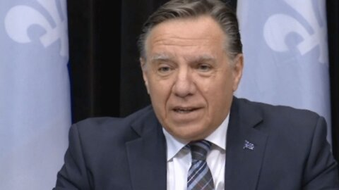 Legault Says Stricter COVID-19 Measures Are 'Not Impossible' For Montreal In Coming Weeks