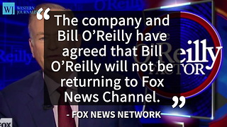 Fox Announces Tucker Carlson Will Take Bill O'Reilly's Time Slot - Video