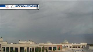 Severe Weather Moving Out - Video