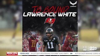 23ABC Sports: Lawrence White making this most of his NFL opportunity