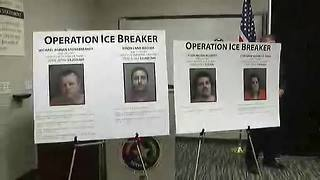 Collier County Sheriff's Office announces results of drug operation - Video